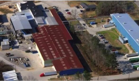 奥古斯塔的格鲁吉亚太平洋软纸厂关闭 [2018年5月7日]